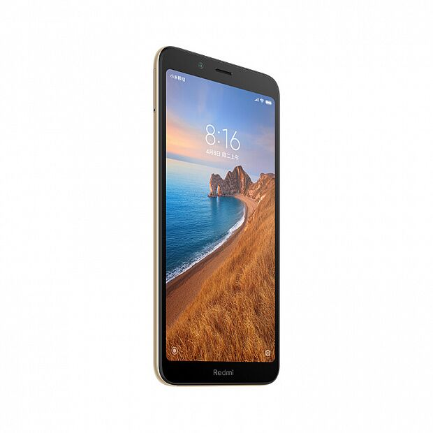 Смартфон Xiaomi Redmi 7A 32GB/2GB (Gold/Золотой)