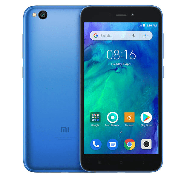 Смартфон Xiaomi Redmi Go 8GB/1GB (Blue/Синий)