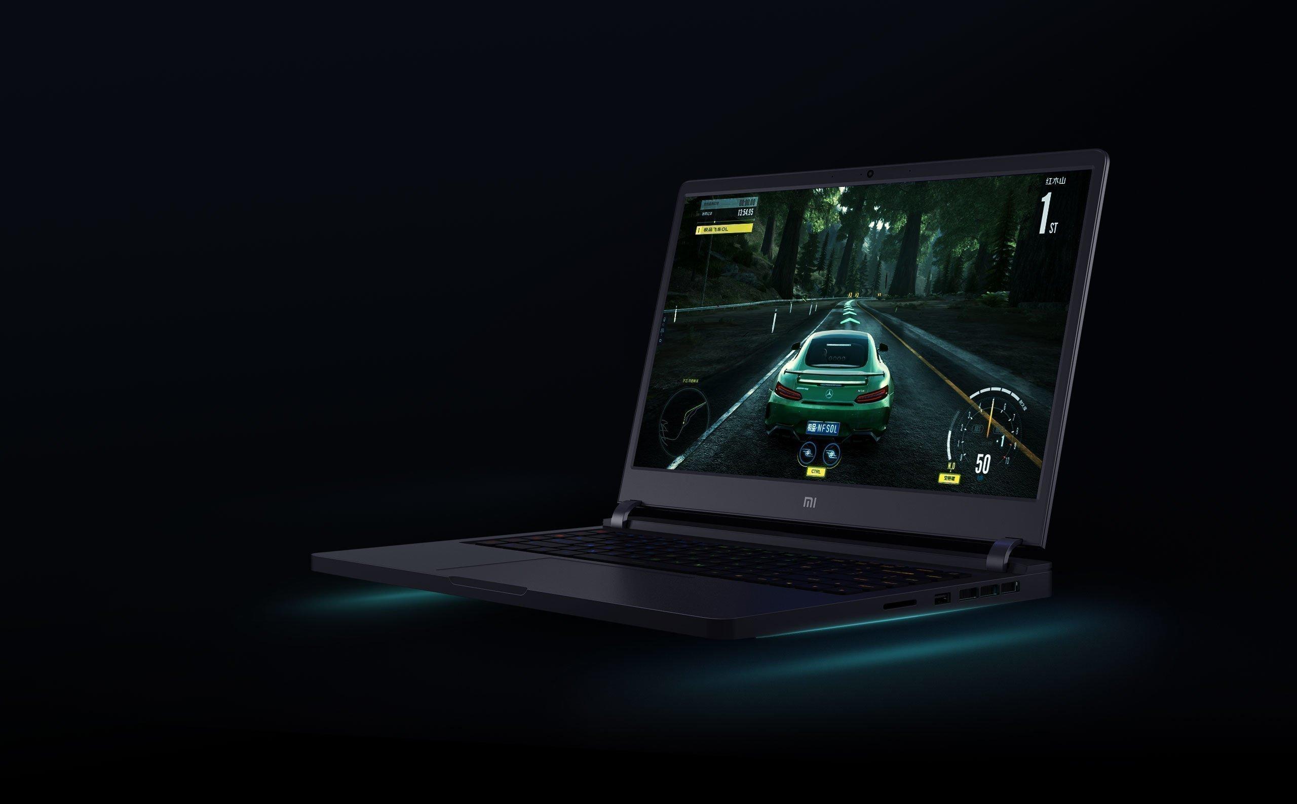 Xiaomi Gaming Laptop Wallpaper: Xiaomi Mi Gaming Laptop 2 15.6 I7 256GB+1TB/8GB/GTX 1050