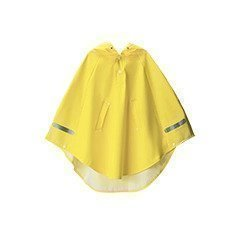 Xiaomi Children Cape Raincoat (Yellow) - фото
