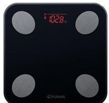 Yunmai Mini 2 Smart Scale (Black) - фото