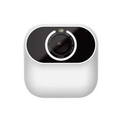 Xiaomi Xiaomo Smart AI Camera (White) - фото