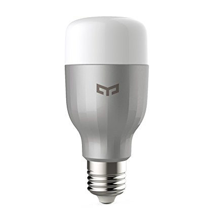 Дизайн Xiaomi Yeelight LED Smart Light Bulb Color