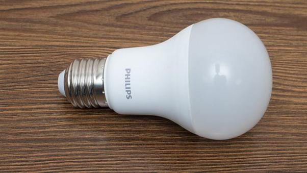 Внешний вид Philips LED Smart Bulb