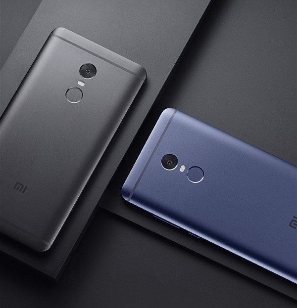 Новый Redmi Note 4