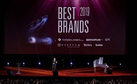 Компания Xiaomi признана лучшим брендом в РФ