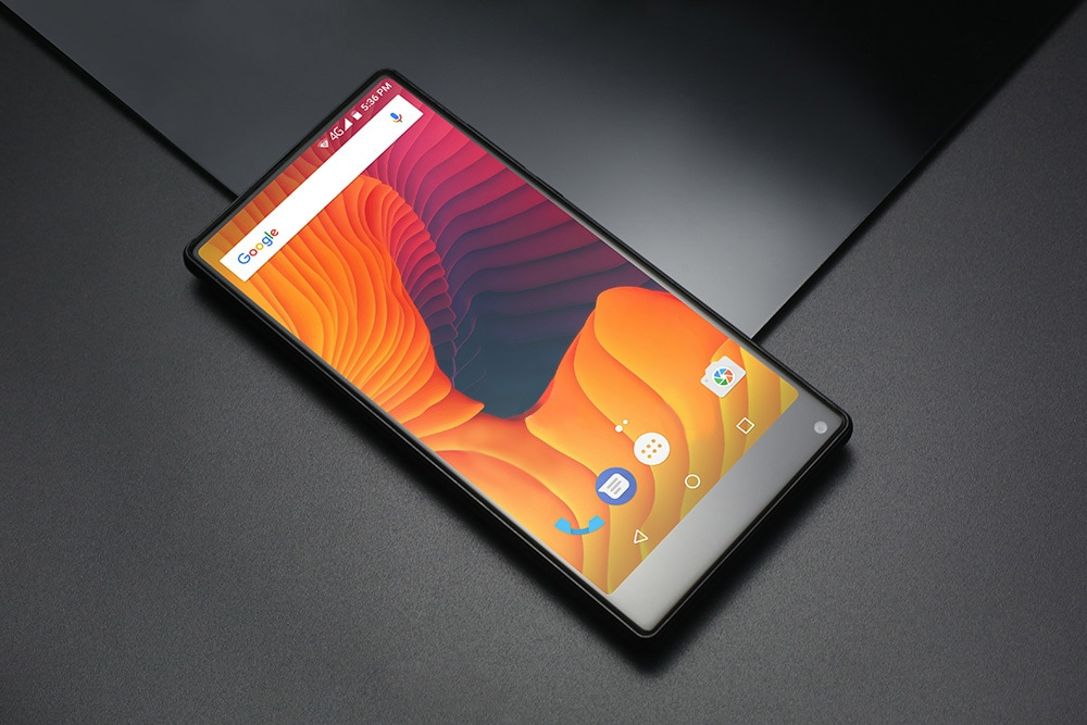 Обновление смартфона Xiaomi Mi MIX 2